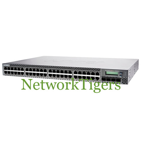 Juniper EX3300-48P EX3300 Series 48x 1GB PoE+ RJ-45 4x 10GB SFP+ Switch