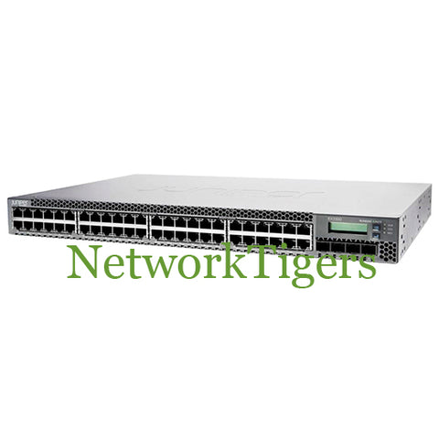 Juniper EX3300-48T-BF EX3300 Series 48x Gigabit Ethernet 4x 10G SFP+ Switch