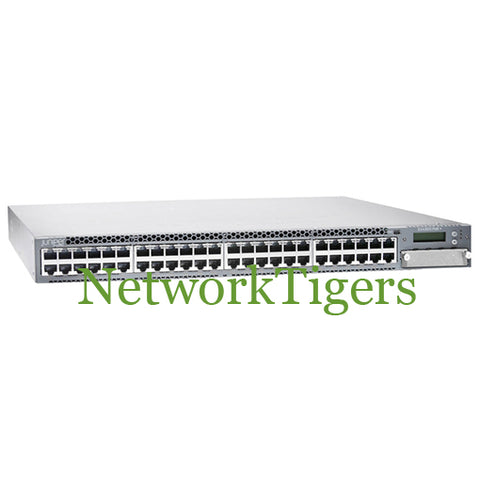 Juniper EX4300-48P 48x Gigabit Ethernet PoE+ RJ-45 4x 40G QSFP+ Switch