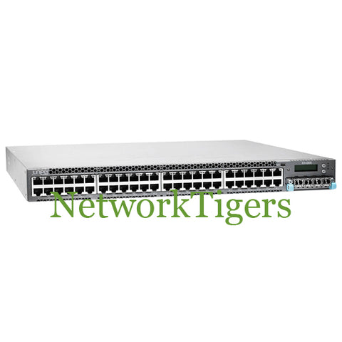 Juniper EX4300-48T EX4300 48 Port Gigabit 4-Port QSFP+ Switch