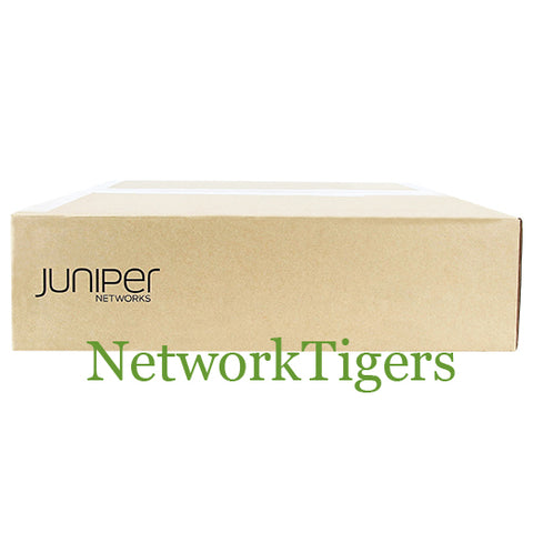 NEW Juniper EX4550-32F-AFI 32x 10G SFP+ PSU to Port Side Airflow Switch - NetworkTigers