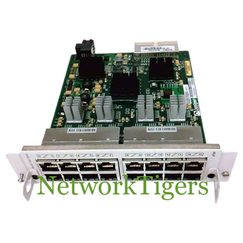 Juniper JXU-16GE-TX-S 16 Port Ethernet Physical Interface Module PIM