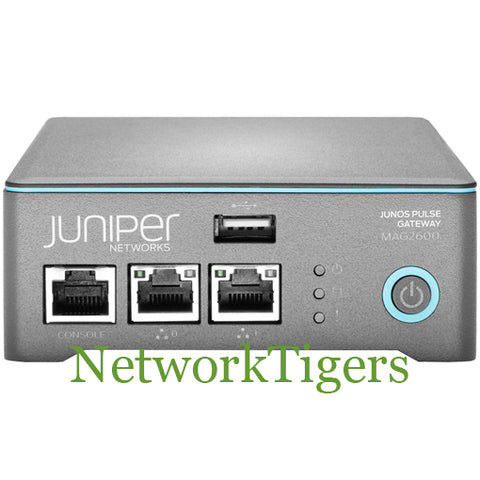 Juniper MAG2600 MAG Junos Pulse Series 2x GE 1x USB Gateway