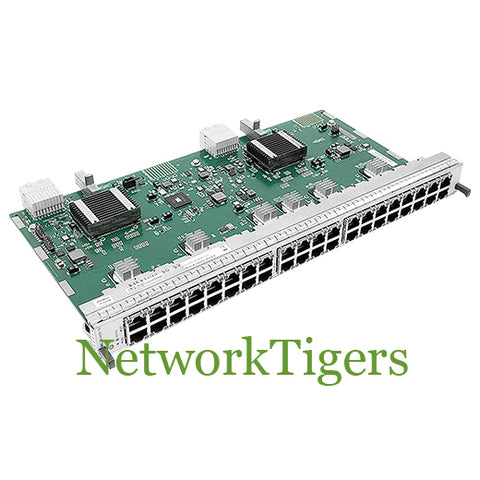 Juniper MIC-3D-40GE-TX MX Series 40x Gigabit Ethernet RJ-45 Router Module