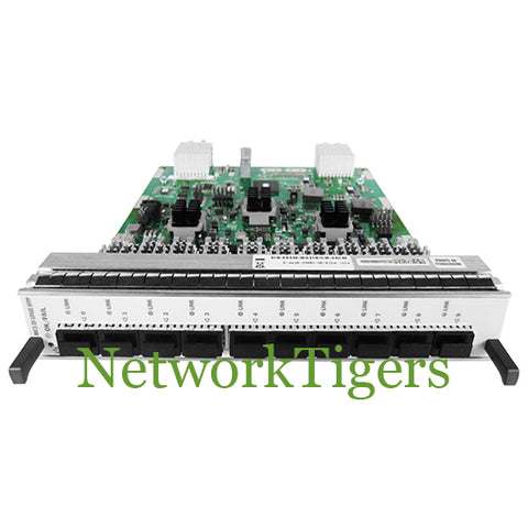 Juniper MIC3-3D-10XGE-SFPP MX Series 10-Port Gigabit SFP+ MIC Router Card