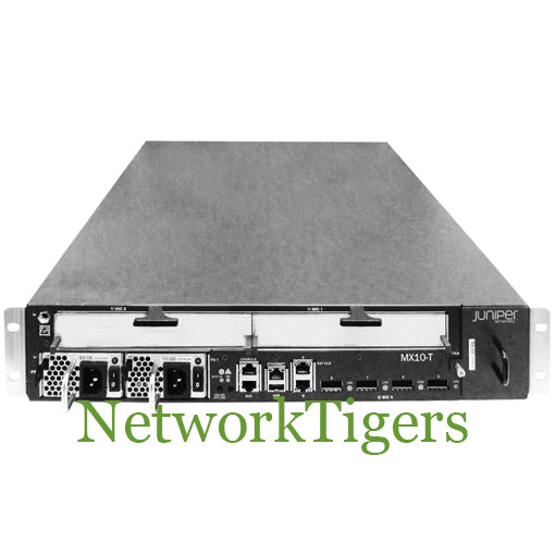 Juniper MX10-T-AC MX Series MX10 AC Router Chassis