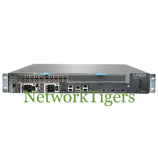 Juniper MX5-T-AC MX Series MX5 Timing Support AC Router Chassis