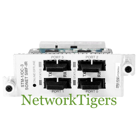 Juniper PC-4OC3-SON-SMIR T640 Core Router Interface Module