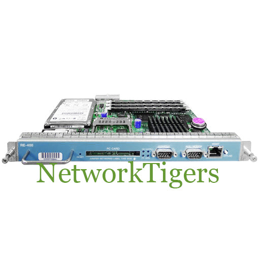 Juniper RE-400-768 M Series 400-MHz Celeron 768 MB Max Memory Routing Engine