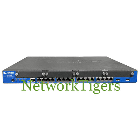 Juniper SRX240H SRX Series SRX240 16-Port Gigabit 1GB Services Gateway