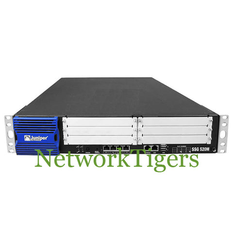 Juniper SSG-520M-SH Secure Services Gateway 500 Series Firewall