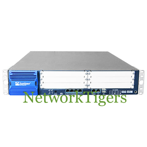 Juniper SSG-550-001 SSG 500 Series SSG550 4-Port Gigabit Secure Services Gateway
