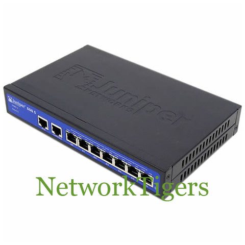 Juniper SSG-5-SB SSG5 7-Port Fast Ethernet 128 MB Secure Services Gateway