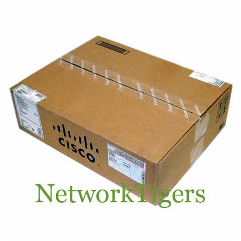 NEW Cisco WS-C2960G-24TC-L 20x 1GB RJ-45 4x 1GB SFP LAN Base Switch
