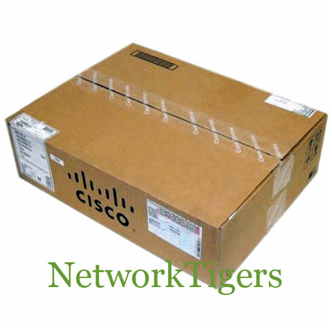 NEW Cisco WS-C2960G-48TC-L 2960 Series 44-Port Gigabit 4-Port SFP Switch - NetworkTigers