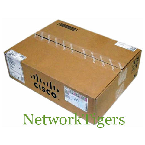 NEW Cisco WS-C2960X-48TS-L 48x Gigabit Ethernet 4x 1G SFP LAN Base Switch - NetworkTigers