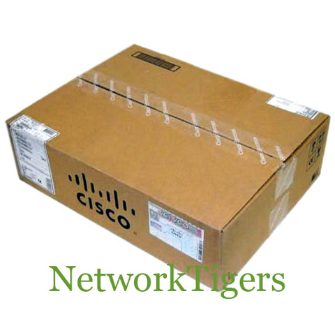 NEW Cisco WS-C3560E-48TD-S Catalyst 3560-E Series 48x GE 2x 10G SFP+ Switch - NetworkTigers