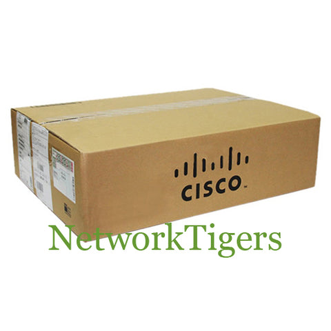 NEW Cisco WS-C3560X-24P-S Catalyst 3560X 24x GE PoE+ IP Base Switch - NetworkTigers