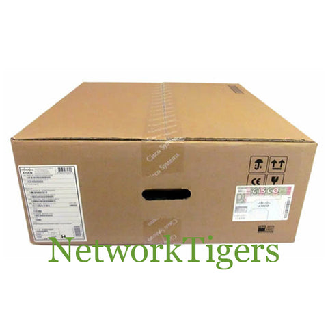 NEW Cisco WS-C3560X-48P-S C3560X Series 48x Gigabit Ethernet PoE+ IP Base Switch - NetworkTigers