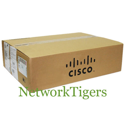 NEW Cisco WS-C3560X-48PF-L 48x 1GB PoE+ RJ-45 1x Module Slot Switch