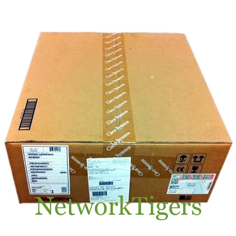 NEW Cisco WS-C3750E-48TD-S Catalyst 3750E 48x GE 2x 10G X2 IP Base Switch - NetworkTigers