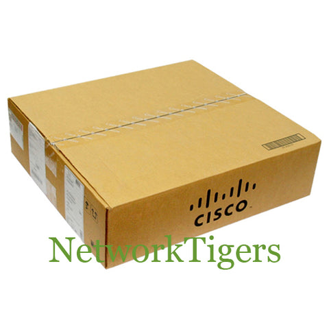 NEW Cisco WS-X6148A-GE-TX Catalyst 6500 Series 48x GE PoE Switch Line Card - NetworkTigers