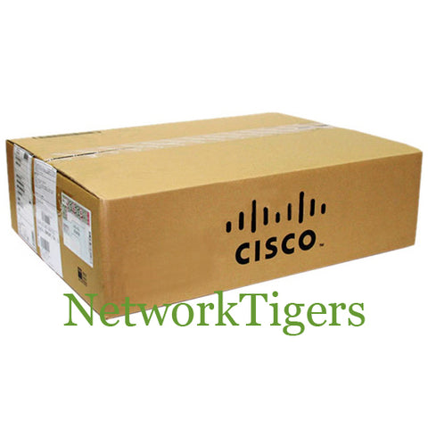 NEW Cisco WS-C3750G-24PS-E 24x Gigabit Ethernet PoE 4x 1G SFP IP Services Switch