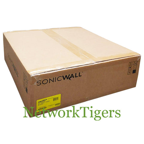 NEW SonicWALL NSA E6500 01-SSC-7004 Network Security Firewall - SW Warranty