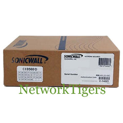 NEW SonicWALL TZ 105 TZ105 01-SSC-6942 UTM Secure Firewall NEVER REGISTERED - NetworkTigers