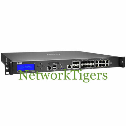 SonicWALL 01-SSC-3801 SuperMassive 9400 20 Gbps HA High Availability Firewall