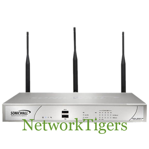 SonicWALL NSA 250MW NSA 250M Wireless-N 01-SSC-9757 Firewall
