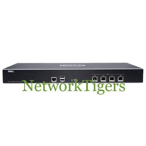 SonicWALL SRA 4600 * 300 User * 01-SSC-6596 Secure Remote Access
