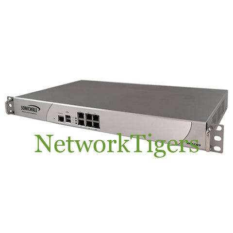 SonicWALL NSA 2400 01-SSC-7020 775 Mbps 6x GE Firewall