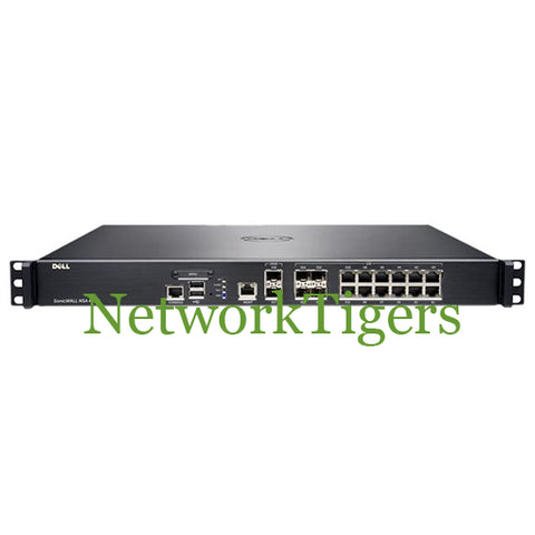 SonicWALL NSA 4600 01-SSC-3840 Network Security Appliance Firewall WARR AUG 2019
