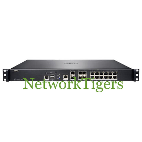 SonicWALL NSA 4600 01-SSC-3841 HA Unit Network Appliance Firewall