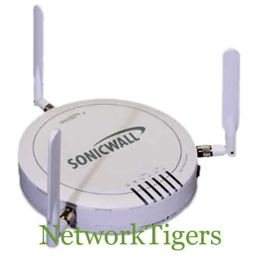 SonicWALL SonicPoint-N 01-SSC-8566 Wireless Access Point w/Injector, Mount - NetworkTigers