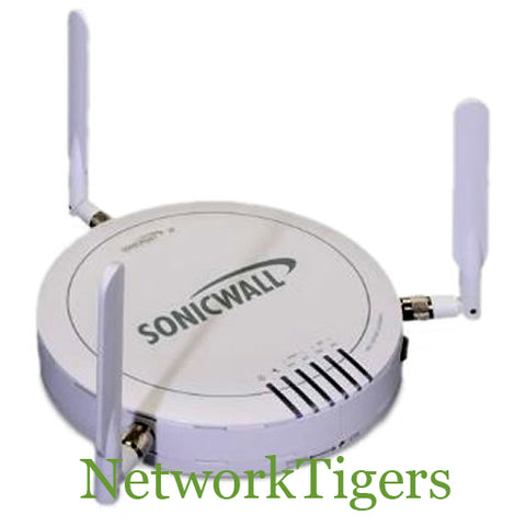 SonicWALL SonicPoint-N 01-SSC-8566 Wireless Access Point w/Injector, Mount