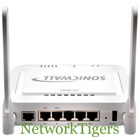 SonicWALL TZ 200 01-SSC-8742 Wireless-N Unlimited Firewall