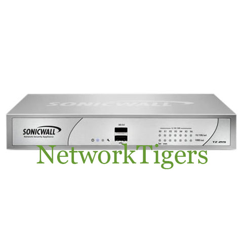 SonicWALL TZ 215 TZ215 01-SSC-4976 VPN Unlimited Firewall TRANSFER & ADAPTER