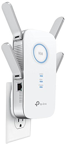 Tp Link Ac1200 Dual Band Wifi Range Extender Repeater Access Point