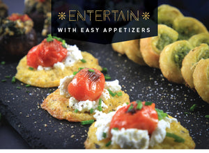 Entertain with Easy Appetizers