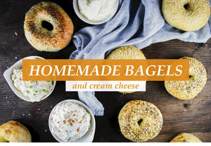 Bagels & Cream Cheese