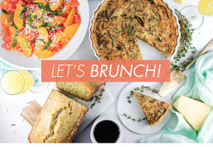 """Let's Brunch — In!"""