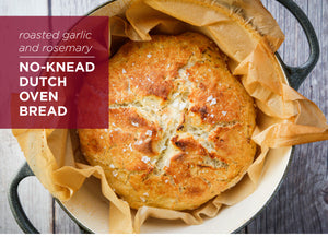 Try Our No-Knead Dutch Oven Bread Recipe!