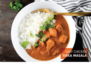 Our Everyday Tikka Masala!