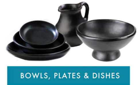 Bowls, Plates & Dishes