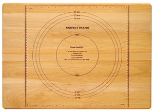 "Catskill Craftsmen Reversible Perfect Pastry Board, 16"" x 22"""