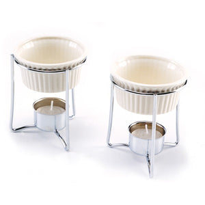 Butter Warmer, Set of 2