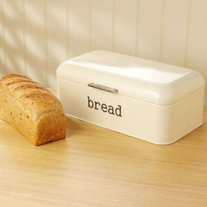 Bread Box Ivory, Small