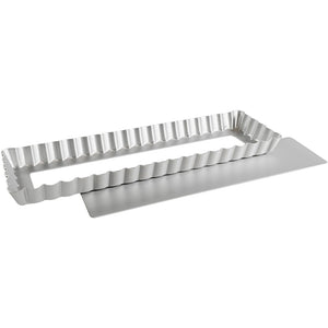 "Fat Daddio's 14"" Rectangular Tart Pan"